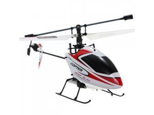 New Battery Plug WLtoys V911 4CH Radio Remote Control RC Helicopter w/GYRO Red