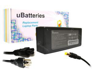 UBatteries AC Adapter Charger Acer Aspire 6000 7000 8000 9000 309241-001 M201T -19V, 90W