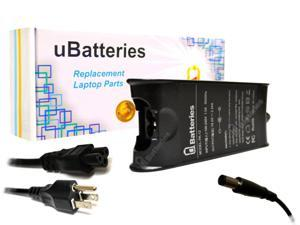 UBatteries AC Adapter Charger Dell Inspiron 14 (3442) N2768 0N2768 ON2768 N560J 0N560J ON560J N566J 0N566J ON566J 330-4280 330-4281 - 65W, 19.5V
