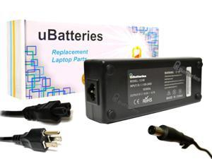 UBatteries AC Adapter Charger Dell Vostro 1088 N2768 0N2768 ON2768 N560J 0N560J ON560J N566J 0N566J ON566J 330-4280 330-4281 - 130W, 19.5V