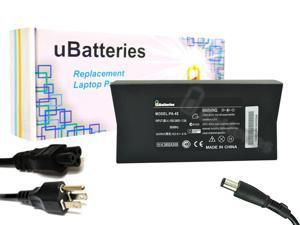 UBatteries Slim Power AC Adapter Charger Dell Vostro 13 N2768 0N2768 ON2768 N560J 0N560J ON560J N566J 0N566J ON566J 330-4280 330-4281 - 130W, 19.5V