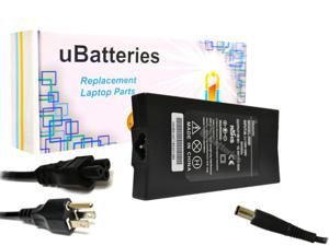 UBatteries Slim Power AC Adapter Charger Dell Inspiron 11 (3137) N2768 0N2768 ON2768 N560J 0N560J ON560J N566J 0N566J ON566J 330-4280 330-4281 - 90W, 19.5V