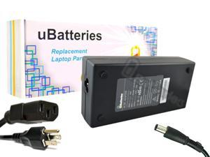 UBatteries AC Adapter Charger Dell Inspiron 2500 N2768 0N2768 ON2768 N560J 0N560J ON560J N566J 0N566J ON566J 330-4280 330-4281 - 180W, 19.5V