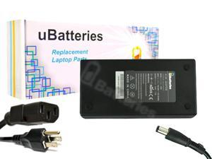 UBatteries AC Adapter Charger Dell Inspiron M731R N2768 0N2768 ON2768 N560J 0N560J ON560J N566J 0N566J ON566J 330-4280 330-4281 - 150W, 19.5V