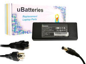 UBatteries AC Adapter Charger ChemBook 2020 2200 3015 3812 02K6657 08K8207 - 16V, 75W