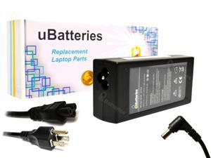 UBatteries AC Adapter Charger Sony VAIO VPCEE46FX/T - 59W, 19.5V