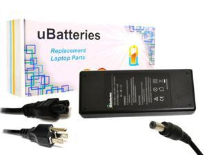 UBatteries AC Adapter Charger Toshiba Satellite P855-SP5261M - 90W, 19V