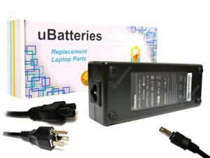 UBatteries AC Adapter Charger Toshiba Satellite P855-SP5261M - 120W, 19V
