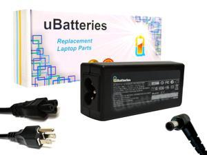 UBatteries AC Adapter Charger Sony VAIO VPCEE46FX/T - 80W, 19.5V