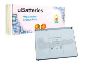 "UBatteries Laptop Battery MacBook Pro 15"" MA601J/A MA601KH/A MA601LL A1226 A1260 - 5600mAh, 6 Cell"