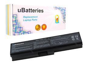 UBatteries Laptop Battery Toshiba Satellite A665-S6087 - 4400mAh, 6 Cell