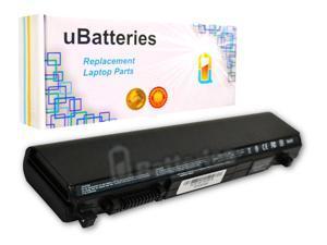 UBatteries Laptop Battery Toshiba Portege R700 R705 R830 R835 R930 R935 PABAS249 - 5200mAh,  6 Cell