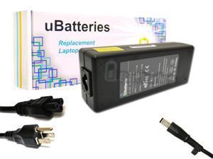 UBatteries AC Adapter Charger Compaq 6510b 6515b 6710b 6715b 6910p 463958-001 - 120W, 19.5V