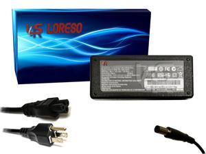 AC Adapter Charger HP G6-1b53ca G6-1b54ca G6-1b55ca G6-1b58ca G6-1b59ca G6-1b59wm G6-1b60us G6-1b61ca G6-1b61nr G6-1b66nr (Loreso Replacement Part) - 19.5V, 65W