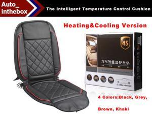 Vgate QT00064 Auto Seat Cushion with Intelligent Temperature Control