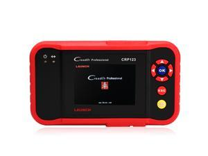 Launch Tech Creader Professional CRP123 ABS, SRS, Transmission and Engine Code Scanner