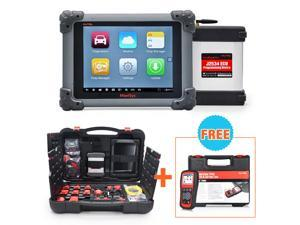 Autel MaxiSys Pro MS908P OBD Full System Diagnostic / ECU Coding System with J2534 ECU reprogramming Box/VCI Model + Free Gift MaxiTPMS TS601 + Bluetooth /WIFI + Free Online Update