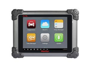 Autel MaxiSys MS908 Smart Automotive Diagnostic and Analysis System with LED Touch Display