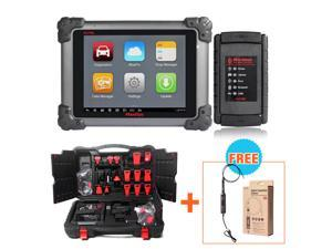 Autel MaxiSys MS908 Smart Automotive Diagnostic and Analysis System with LED Touch Display + Free Gift MaxiVideo MV105 5.5mm digital inspection camera