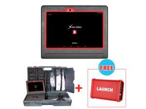 Launch X431 Pro3 v2.0 Scanpad bluetooth / WIFI Full System Car Diagnostic Scanner with free Launch HD heavy duty truck moudle