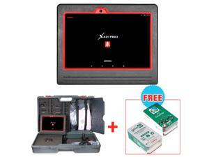 Original LAUNCH X431 PRO3 V2.0 Scanpad bluetooth / WIFI Full System Car Diagnostic Scanner ScanPad with free GOLO carcare II and Easydiag+ LAUNCH X-431 PRO3S scan tool