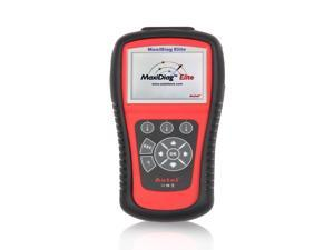 Autel Maxidiag Elite MD802 MD802 ALL System + Live Data + OIL SERVICE RESET+EPB DS Model 4 in 1 Engine + Transmission + ABS + Airbag