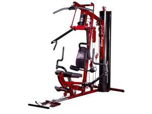 Body-Solid 25th Anniversary G6B Home Gym (G6B25YR) Red w/ Aluminum Pulley Set NEW