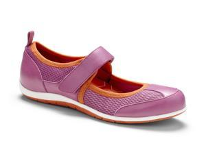 Vionic Ailie Women's Mary Jane Athletic Shoe Berry