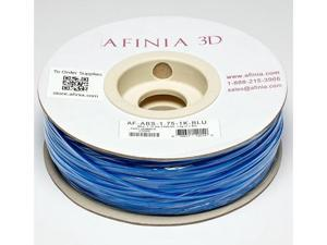 AFINIA Value-Line Blue ABS Filament for 3D Printers