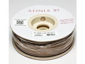 AFINIA Value-Line Gold ABS Filament for 3D Printers