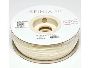AFINIA Value-Line Natural ABS Filament for 3D Printers