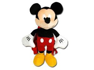 Mickey 14-16-Inch Plush Doll Backpack with Hangtag KMBL