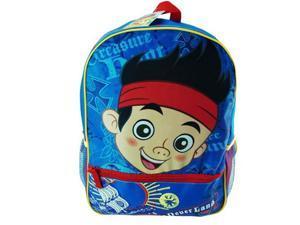 Jake 16-Inch Backpack large front pocket 2 mesh side pockets