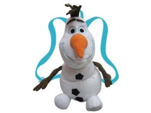 "Disney Frozen Olaf 17"" Plush Backpack"