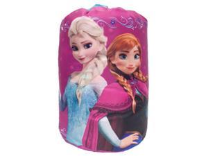 Disney Frozen Indoor Sleeping Bag in printed Drawstring Bag