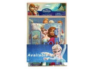 Disney Frozen Stationery Set 11pc Value Pack with Plastic