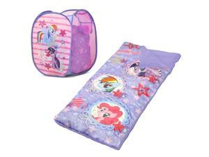 My Little Pony Sleeping Bag and Hamper Set