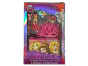 Disney Princess Cosmetic Set with Tiara in Box