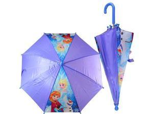 Disney FZJHU Frozen Anna & Elsa J Kids/Youth Handle Umbrella