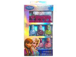 Disney Frozen Nail Polish 5pk with Accessories in Box Set