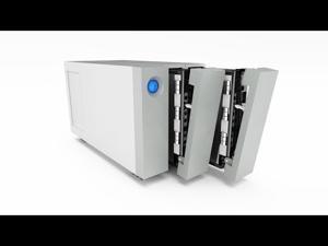 Lacie STEY6000100 6TB, 2BIG RAID, Thunderbolt 2, 7200 RPM&#59; new packaging