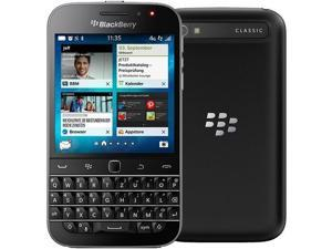 "BlackBerry Q20 Classic Black SQC100-4 Factory Unlocked GSM 3.5"" 16GB 8MP Camera"