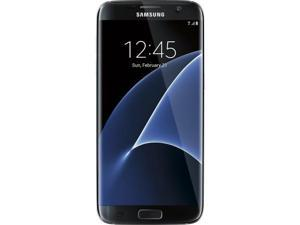 Samsung SM-G935F Galaxy S7 Edge Factory Unlocked 32GB 4G LTE - Onyx Black
