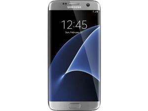 Samsung Galaxy S7 EDGE SILVER FACTORY UNLOCKED INTERNATIONAL G935F 32GB LTE