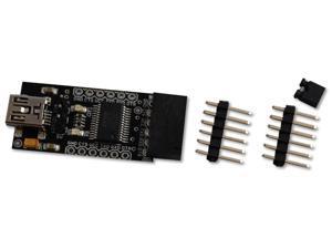 OSEPP FTDI Breakout Board (100% Arduino Compatible)