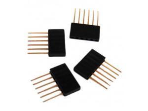 Arduino Stackable Header - 6 pin (24 headers in total)