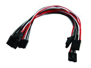 """4-Pin/I2C Connector, 8"""" cable (8 cables in total)"""