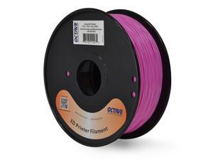 Octave 1.75mm Pink ABS Filament 1kg (2.2lbs) Spool for Reprap, MakerBot, Afinia and UP! 3D Printer