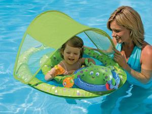 Swimways Baby Spring Float Activity Center