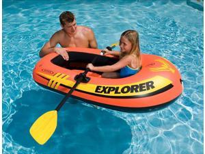 Intex Explorer 100 Boat